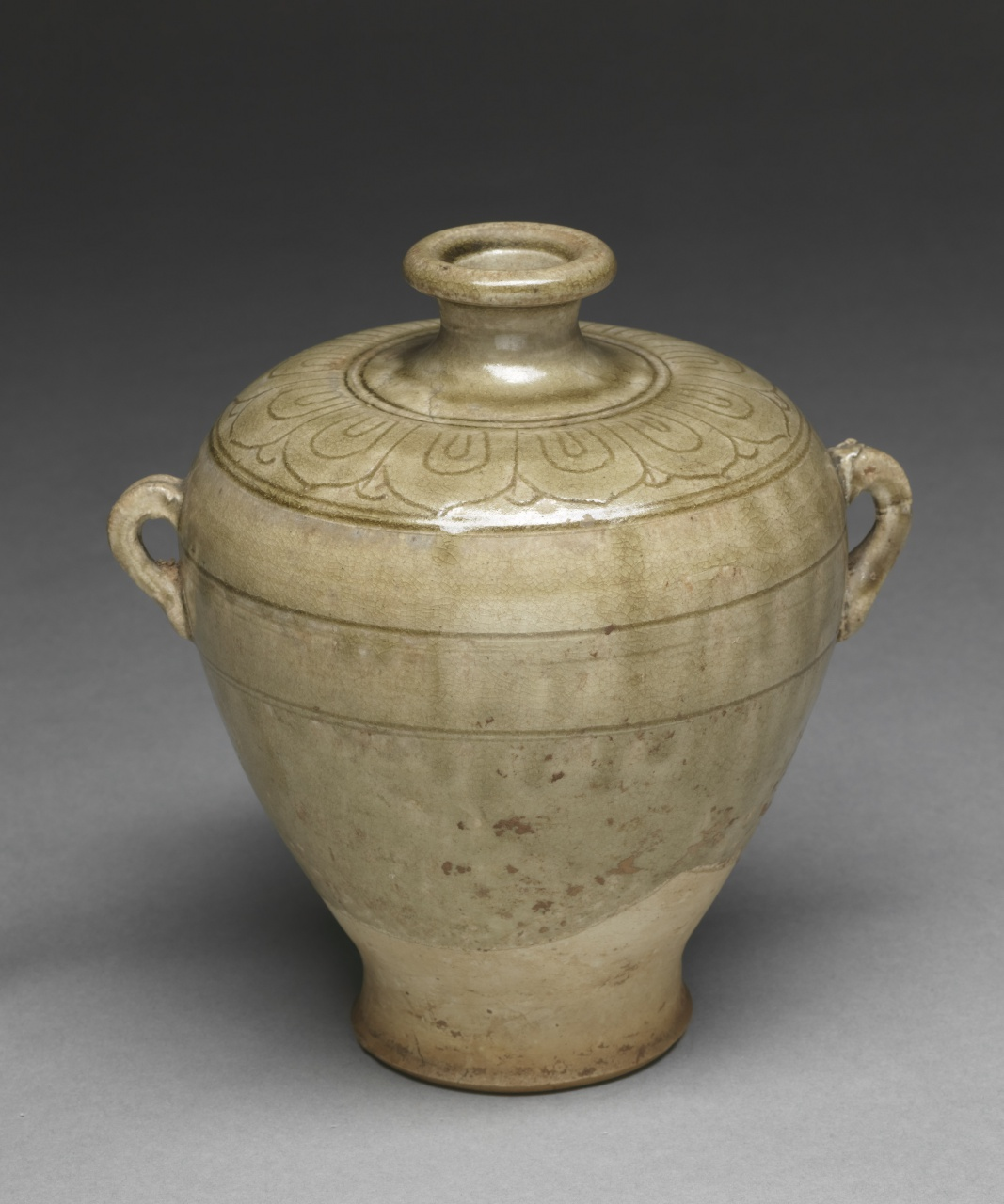 Of Celadon and White - Porcelain Unearthed at the Sui-Tang Period Tombs in Anyang